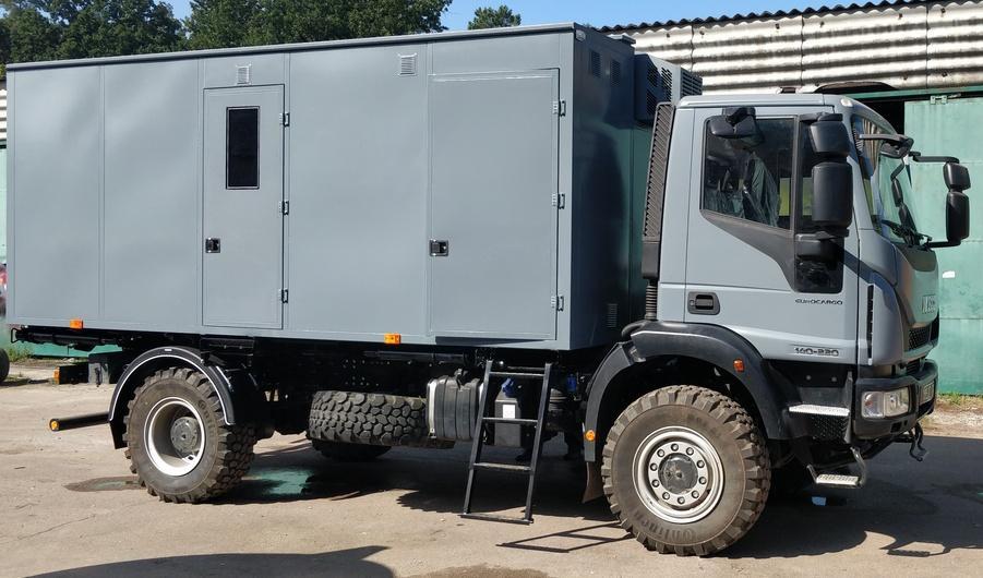Автомобиль вахтовка украинского производства